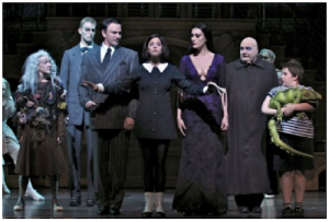 The Addams Family – pure entertainment