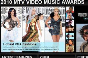 VISION AT THE MTV MUSIC VIDEO AWARDS