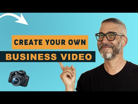 Create A Business Video That Makes You Money – All By Yourself!