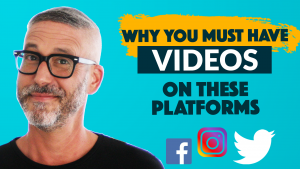 Why you must have a video on Facebook, Instagram and Twitter?