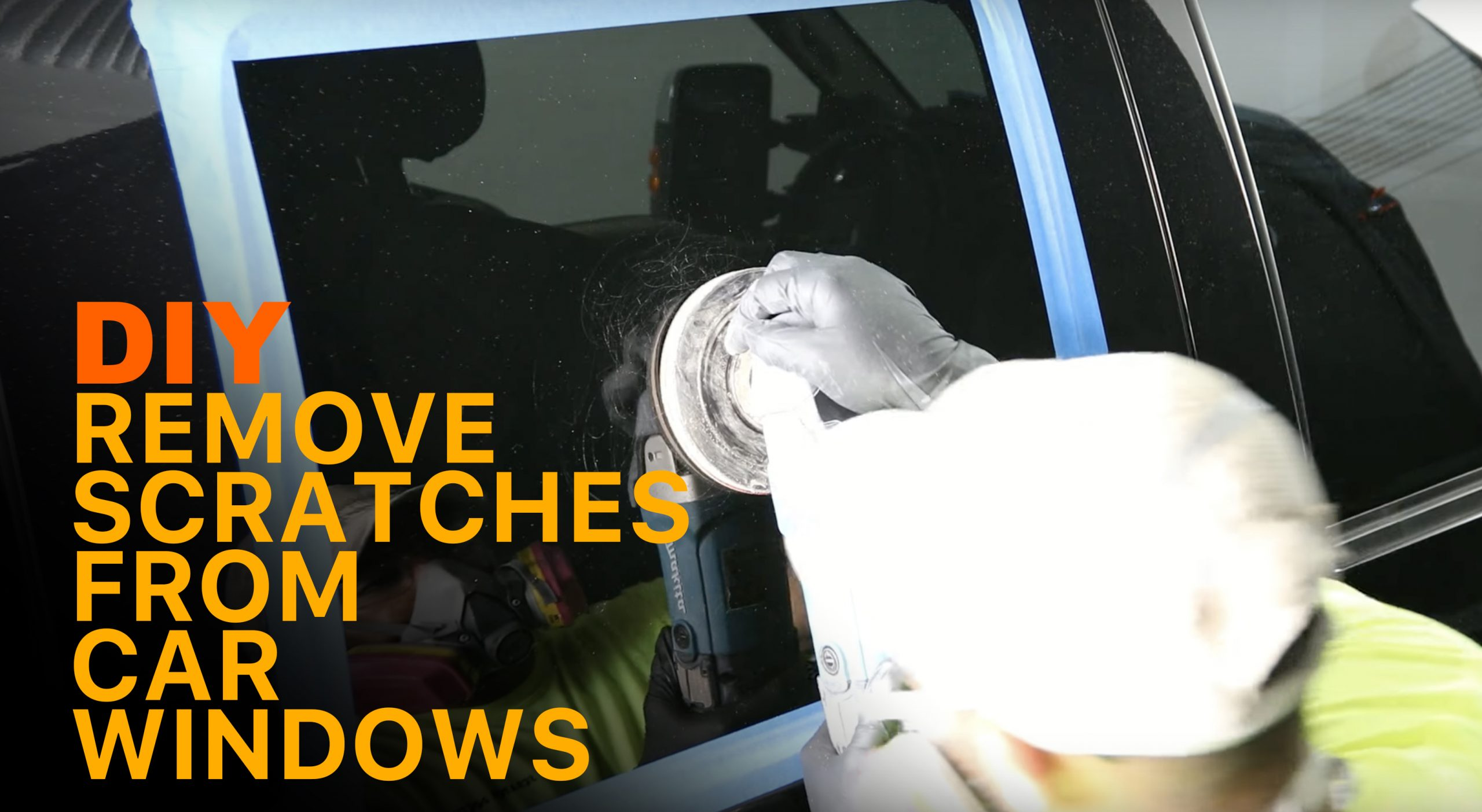 HOW TO REMOVE SCRATCH FROM CAR WINDOW CERIUM OXIDE – A FULL GUIDE BY SCRATCH DOCTORS